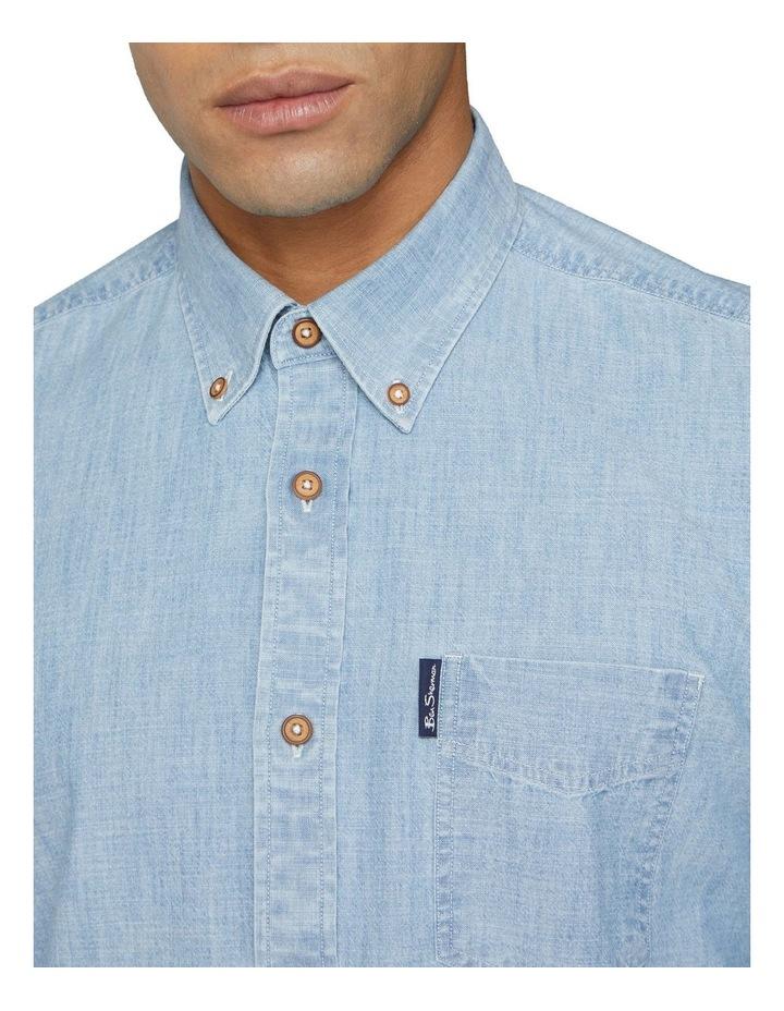 Long Sleeve Chambray Shirt image 3
