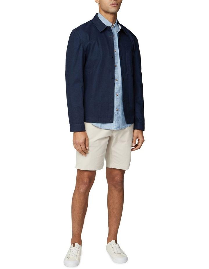 Long Sleeve Chambray Shirt image 5