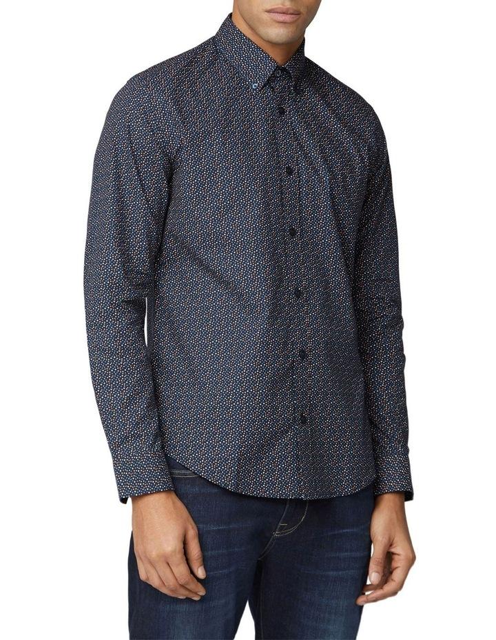 Long Sleeve Printed Shirt image 1
