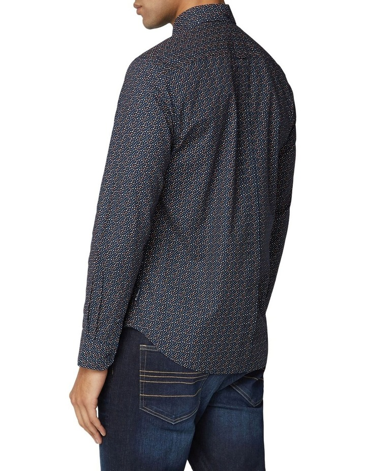 Long Sleeve Printed Shirt image 2