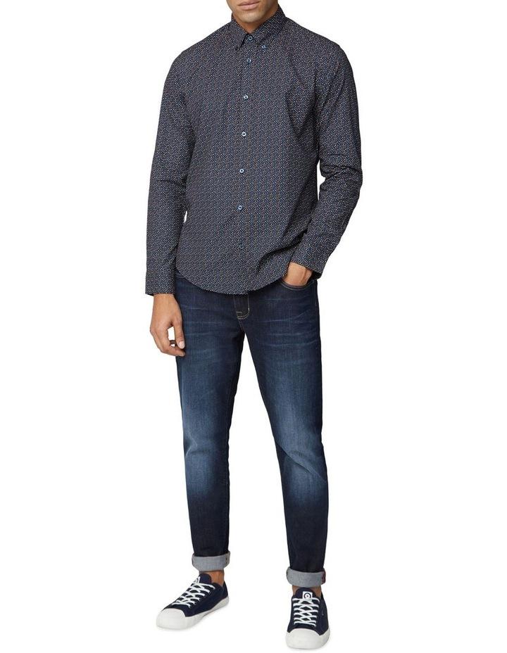 Long Sleeve Printed Shirt image 4