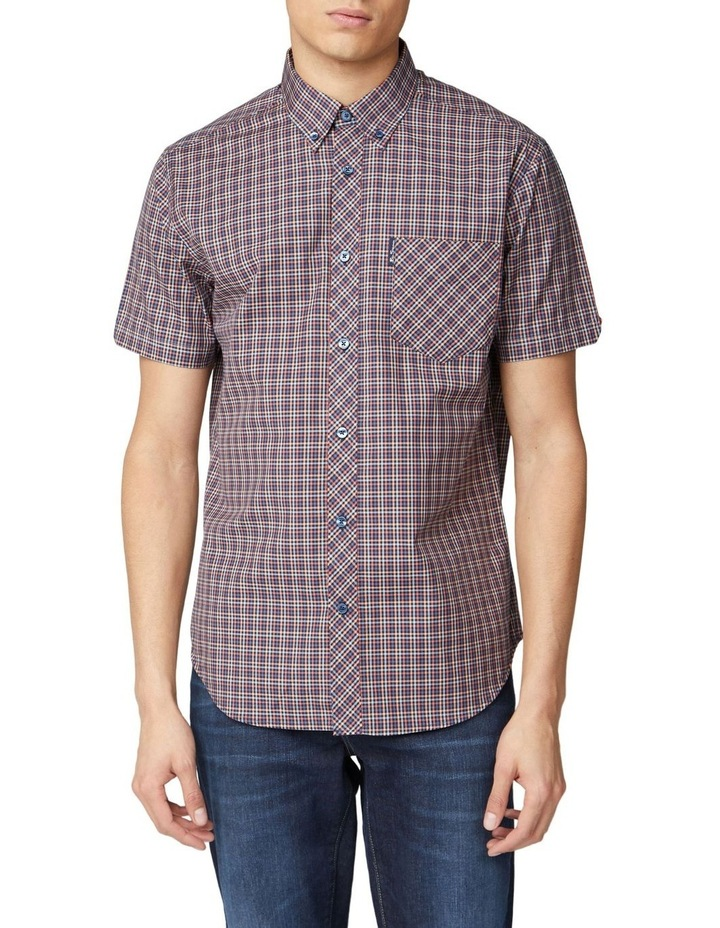 Short Sleeve Mini Gingham Shirt image 1