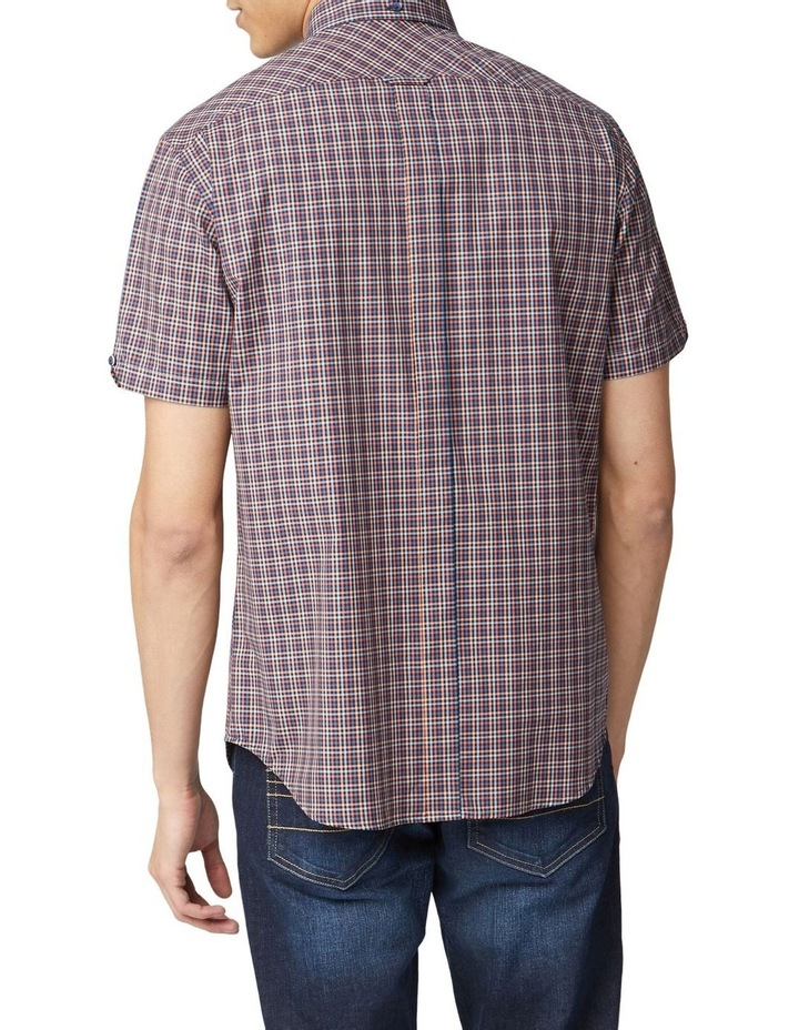 Short Sleeve Mini Gingham Shirt image 2