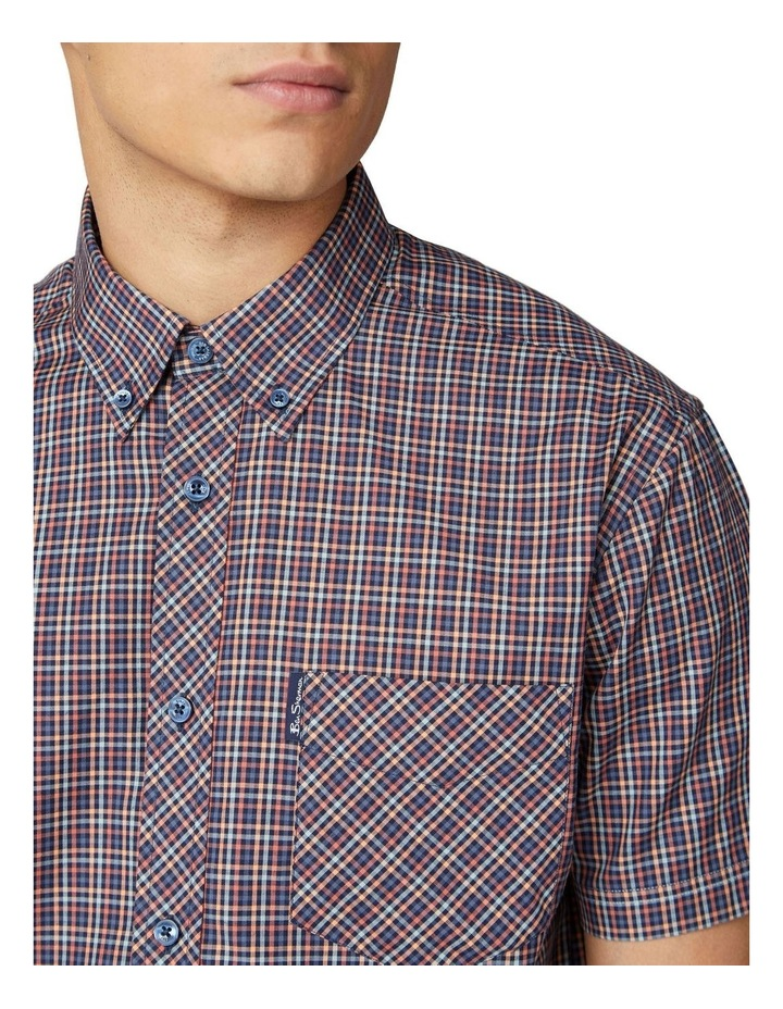 Short Sleeve Mini Gingham Shirt image 3