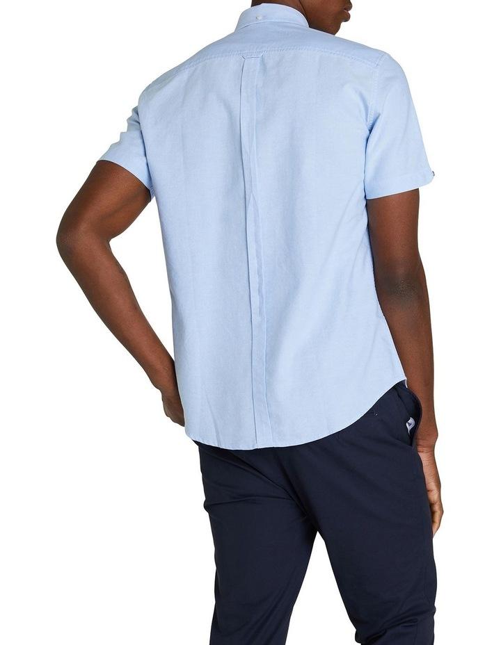 Short Sleeve Signature Oxford Shirt image 3