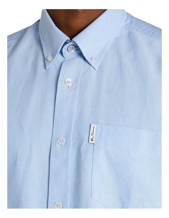 Short Sleeve Signature Oxford Shirt image 4