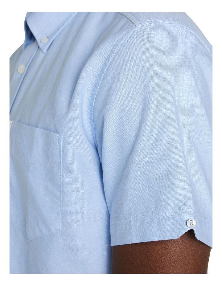 Short Sleeve Signature Oxford Shirt image 5