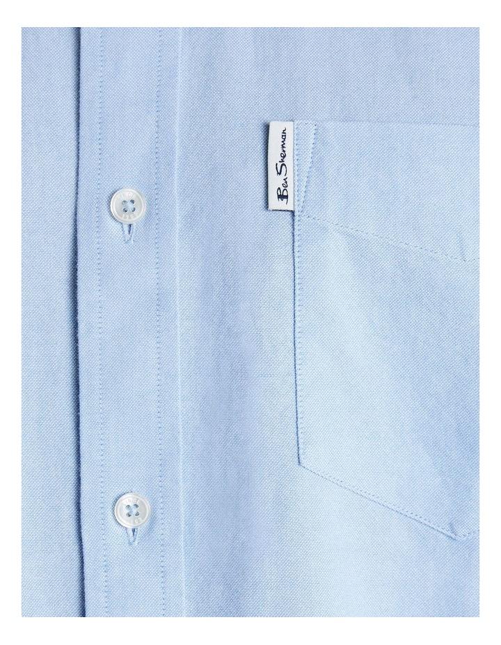 Short Sleeve Signature Oxford Shirt image 6