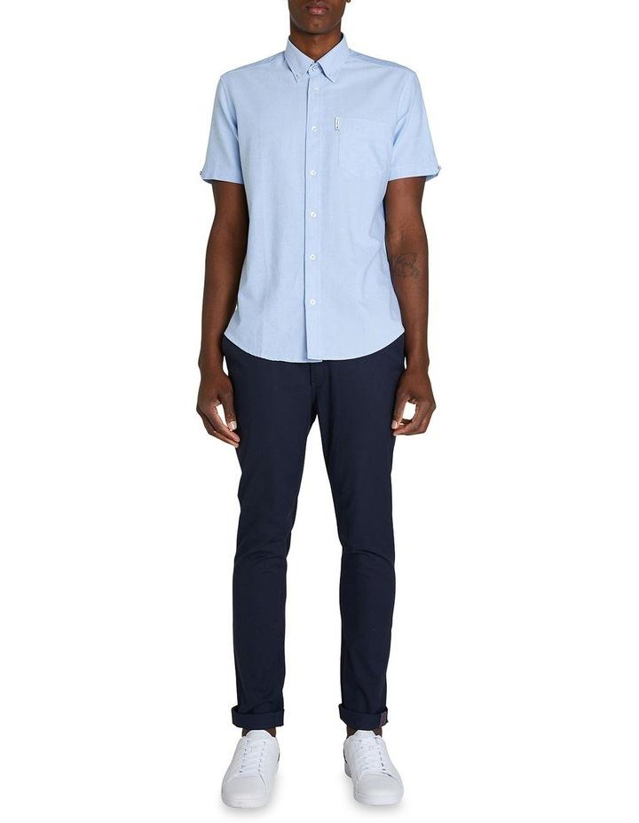 Short Sleeve Signature Oxford Shirt image 7