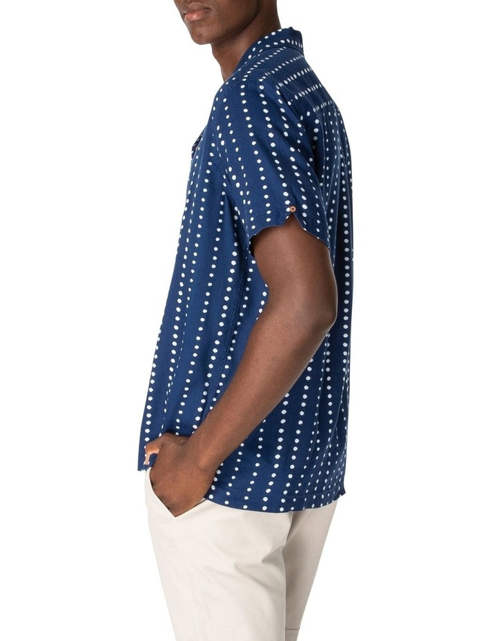 Short Sleeve Viscose Print Shirt image 2