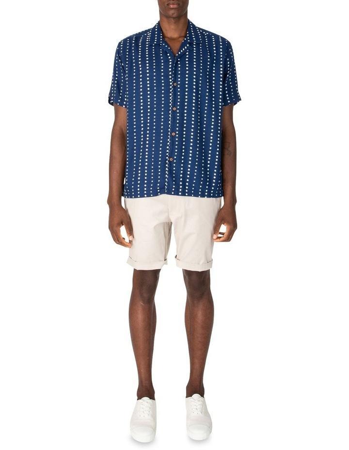 Short Sleeve Viscose Print Shirt image 4