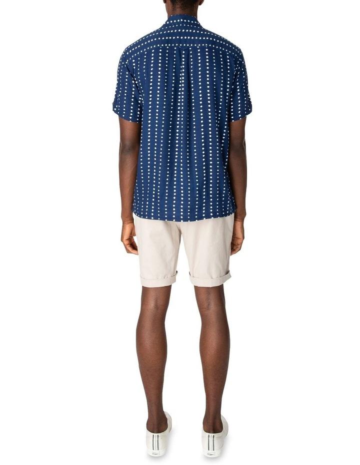 Short Sleeve Viscose Print Shirt image 5