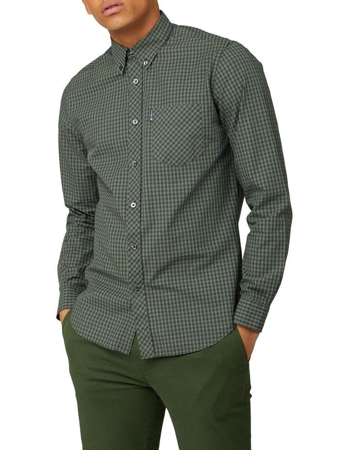 Signature Gingham Long Sleeve Shirt image 1