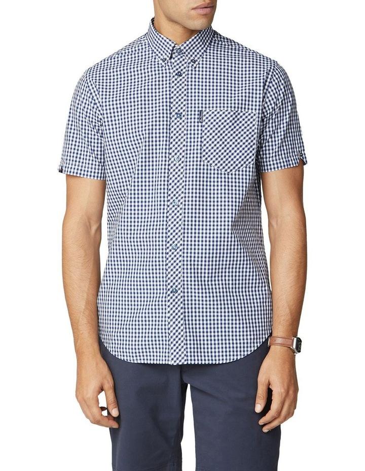 Signature Core Gingham Short Sleeve Shirt image 1