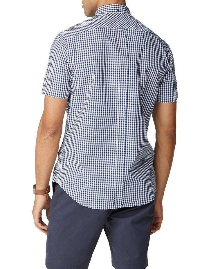 Signature Core Gingham Short Sleeve Shirt image 2