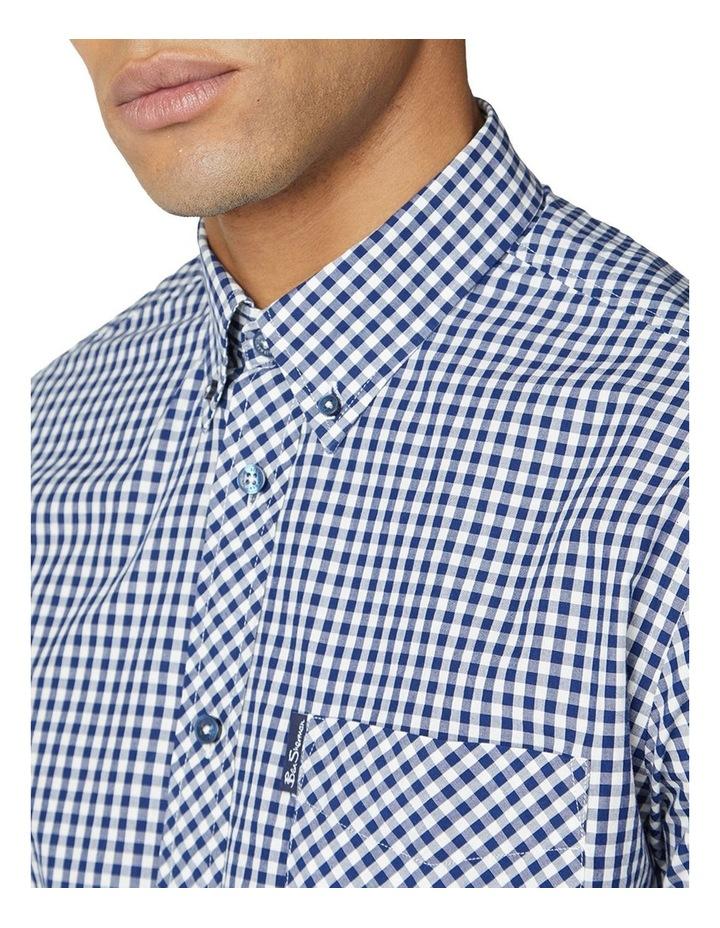 Signature Core Gingham Short Sleeve Shirt image 3
