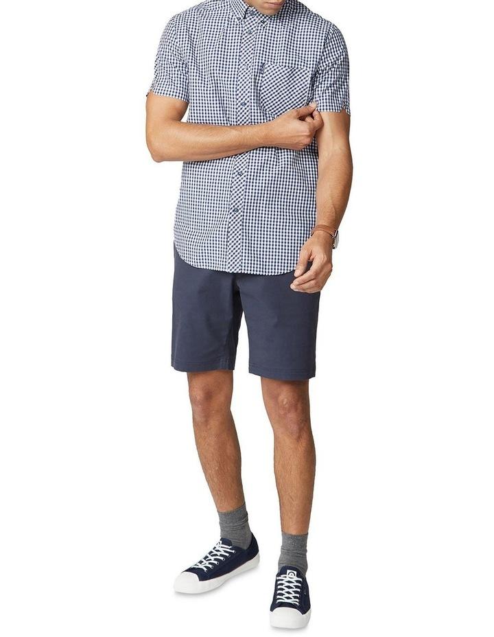 Signature Core Gingham Short Sleeve Shirt image 4