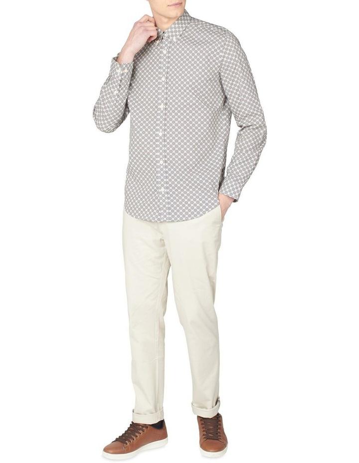 Mini Foulard Print Long Sleeve Shirt image 4