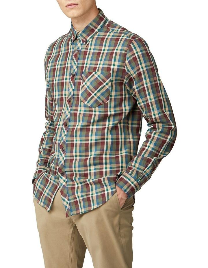 Winter Madras Check Long Sleeve Shirt image 1
