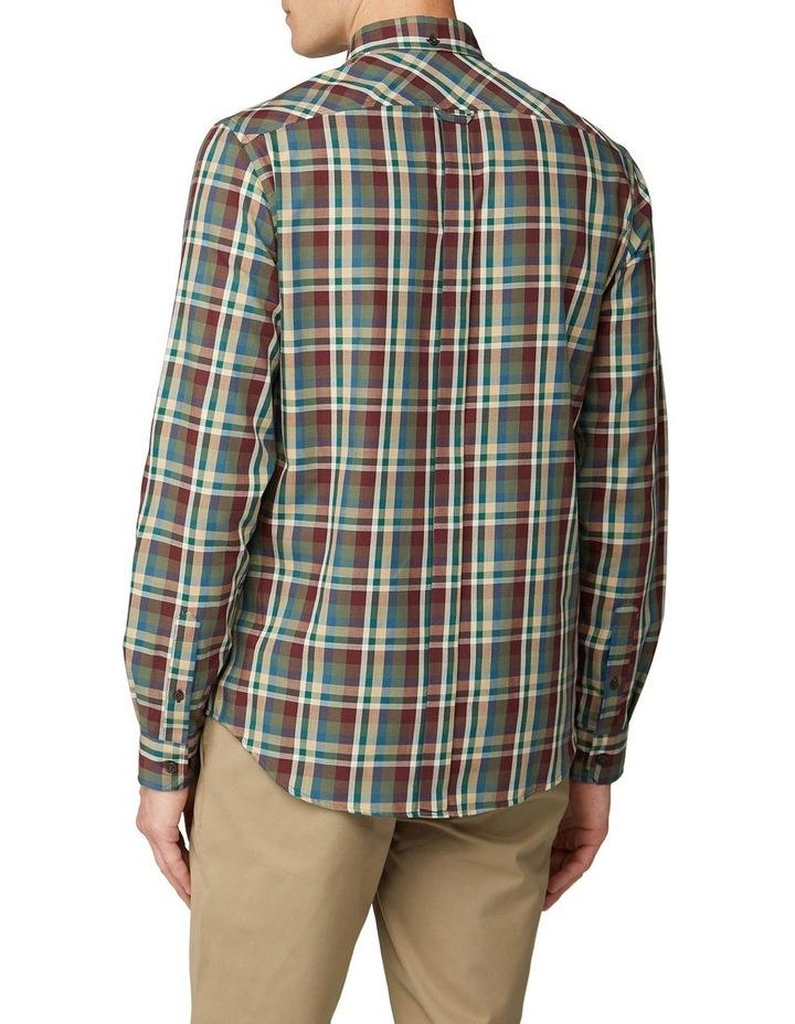 Winter Madras Check Long Sleeve Shirt image 2