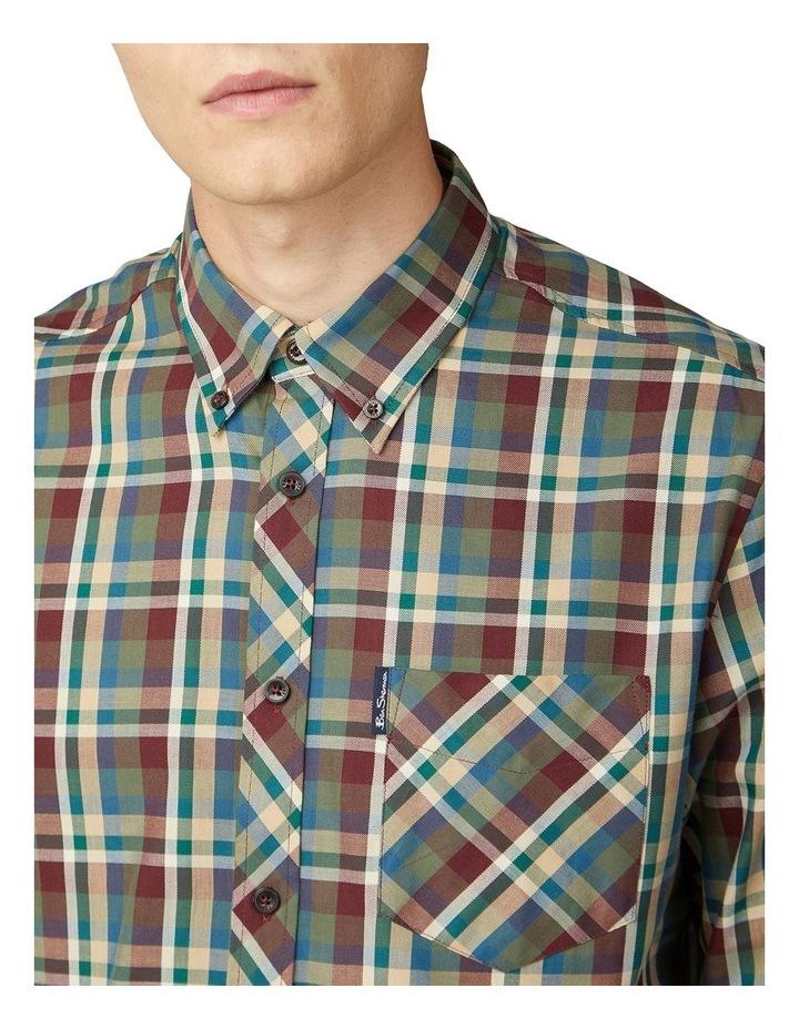 Winter Madras Check Long Sleeve Shirt image 3
