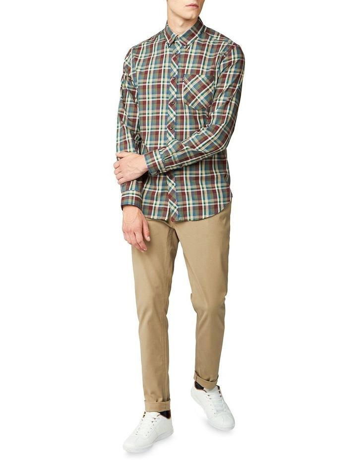 Winter Madras Check Long Sleeve Shirt image 4