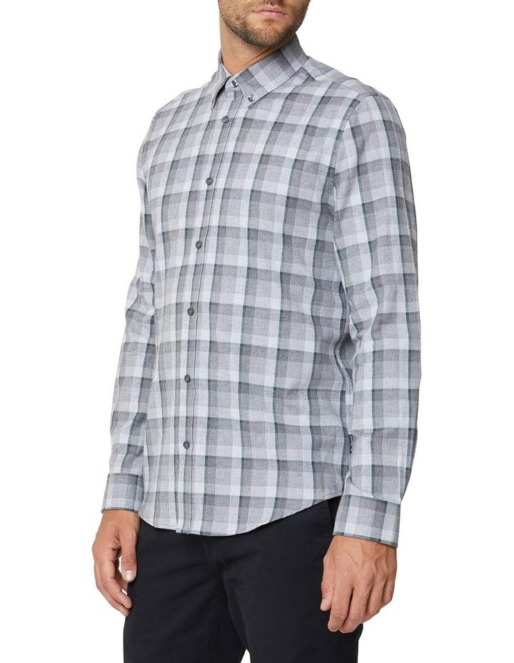Long Sleeve Mod Brushed Shirt image 2
