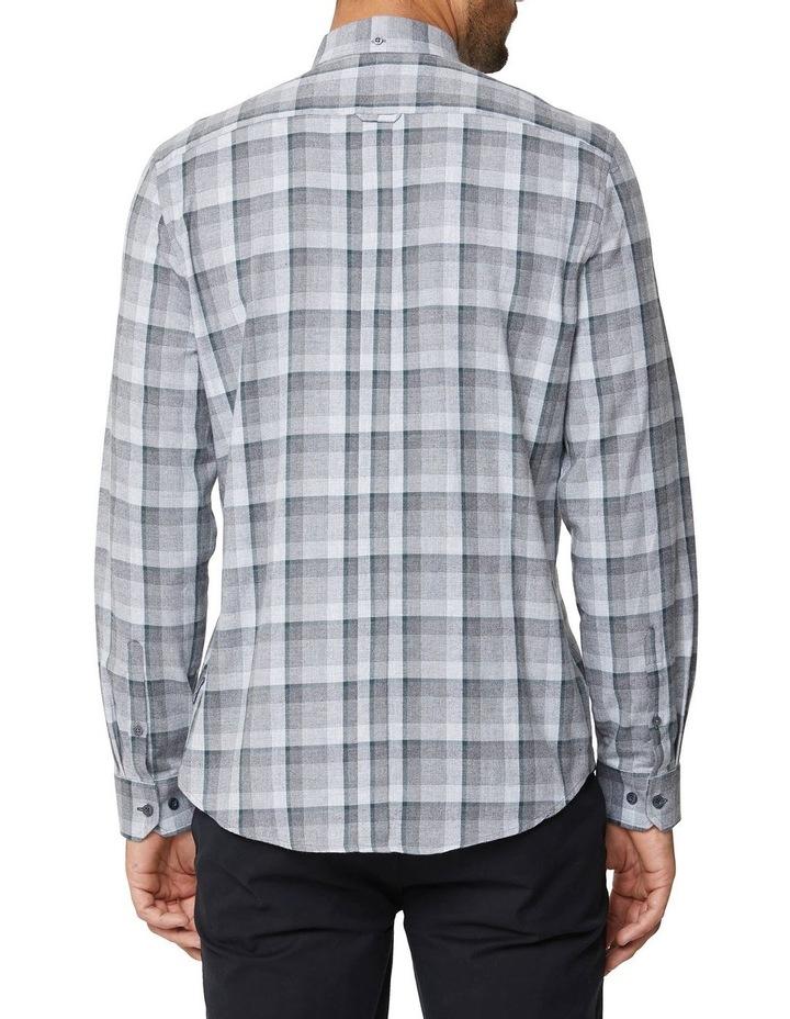 Long Sleeve Mod Brushed Shirt image 3