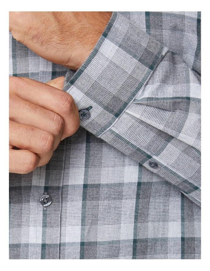 Long Sleeve Mod Brushed Shirt image 5