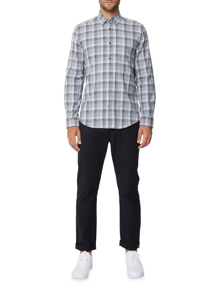 Long Sleeve Mod Brushed Shirt image 6
