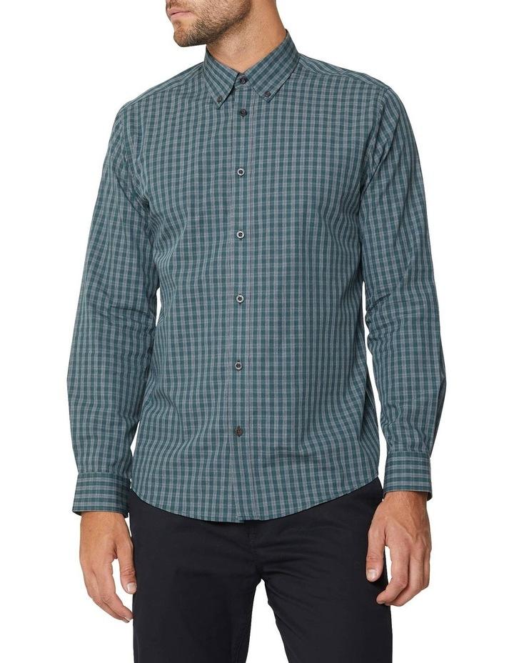 Long Sleeve Mod Multi Check Shirt image 1