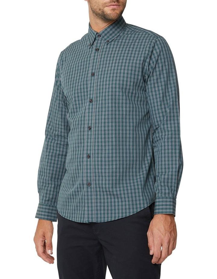 Long Sleeve Mod Multi Check Shirt image 2