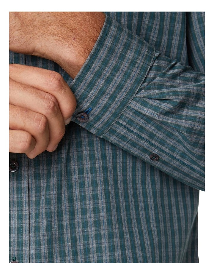 Long Sleeve Mod Multi Check Shirt image 4