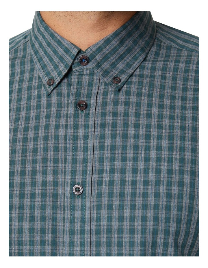 Long Sleeve Mod Multi Check Shirt image 5