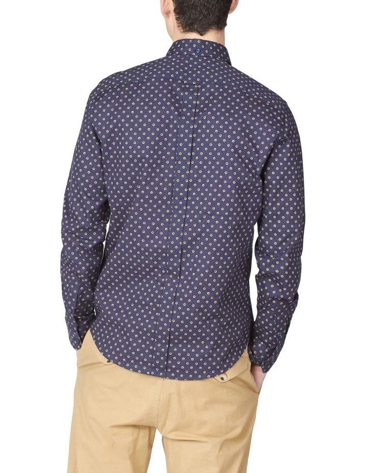 Long Sleeve Target Spot Print Shirt image 2