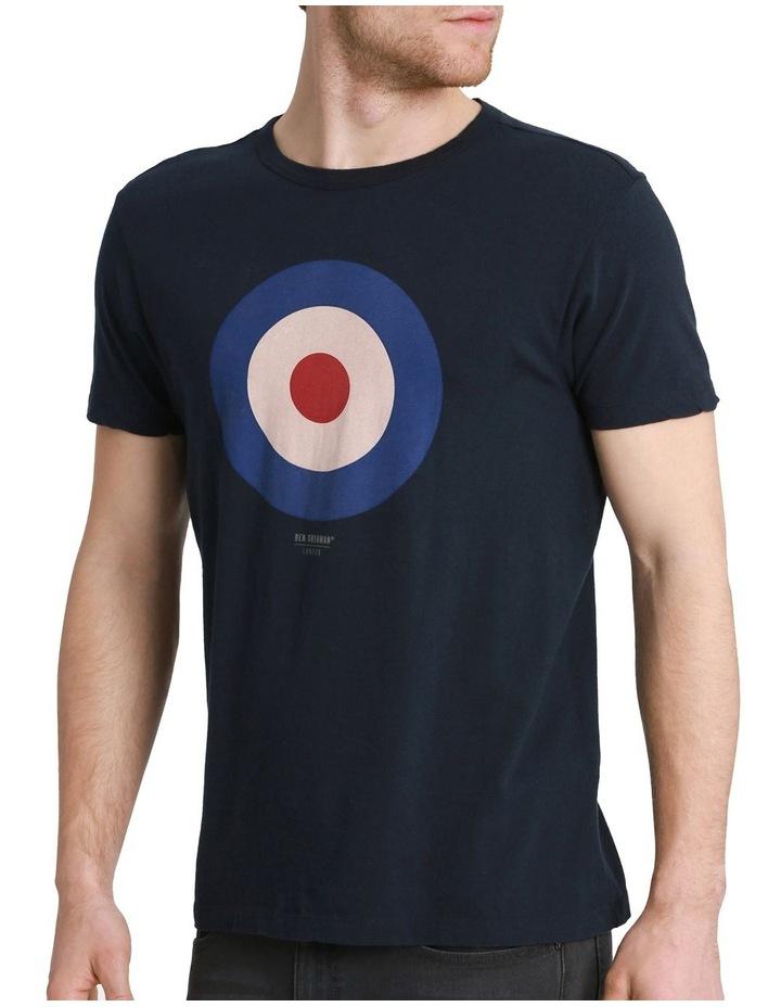 Target Tee Navy Blazer image 2