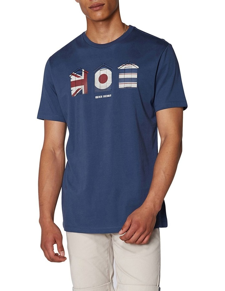 3 Huts Graphic T-Shirt image 1