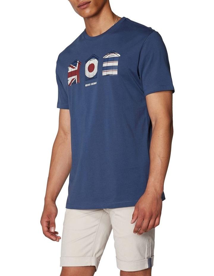 3 Huts Graphic T-Shirt image 2