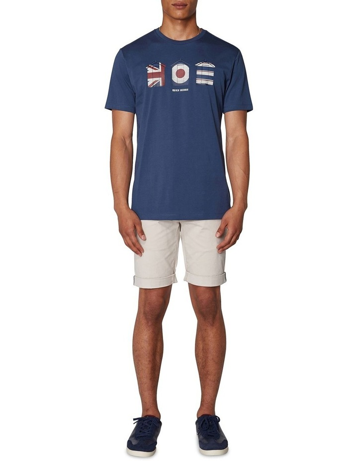3 Huts Graphic T-Shirt image 5