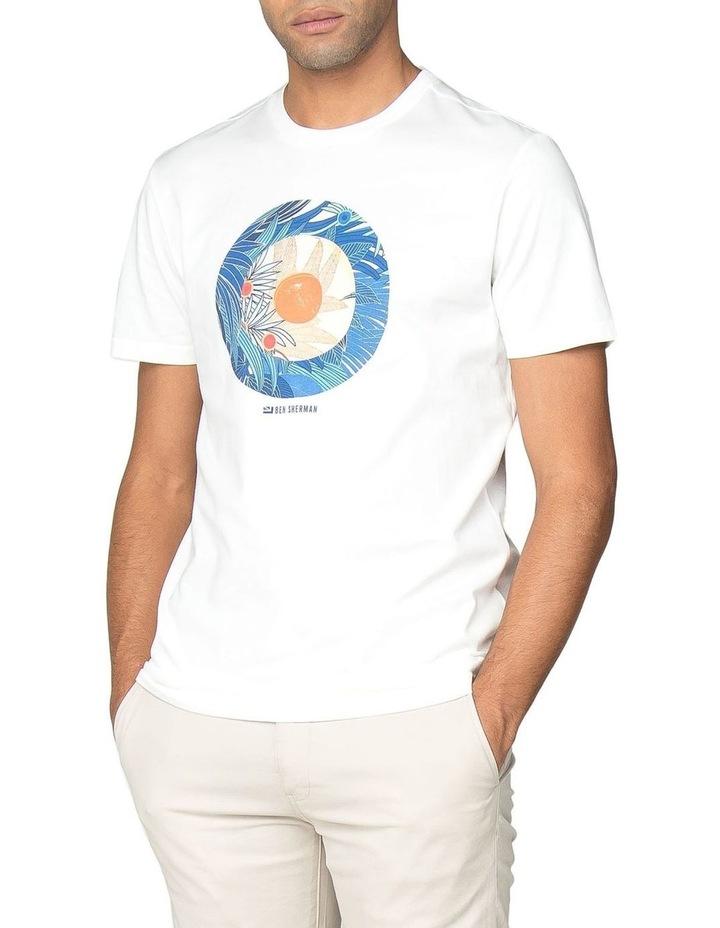 Tropical Target T-Shirt image 1