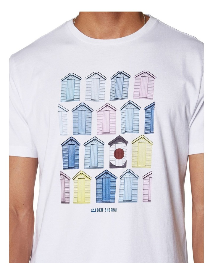 Beach Hut Tee image 4