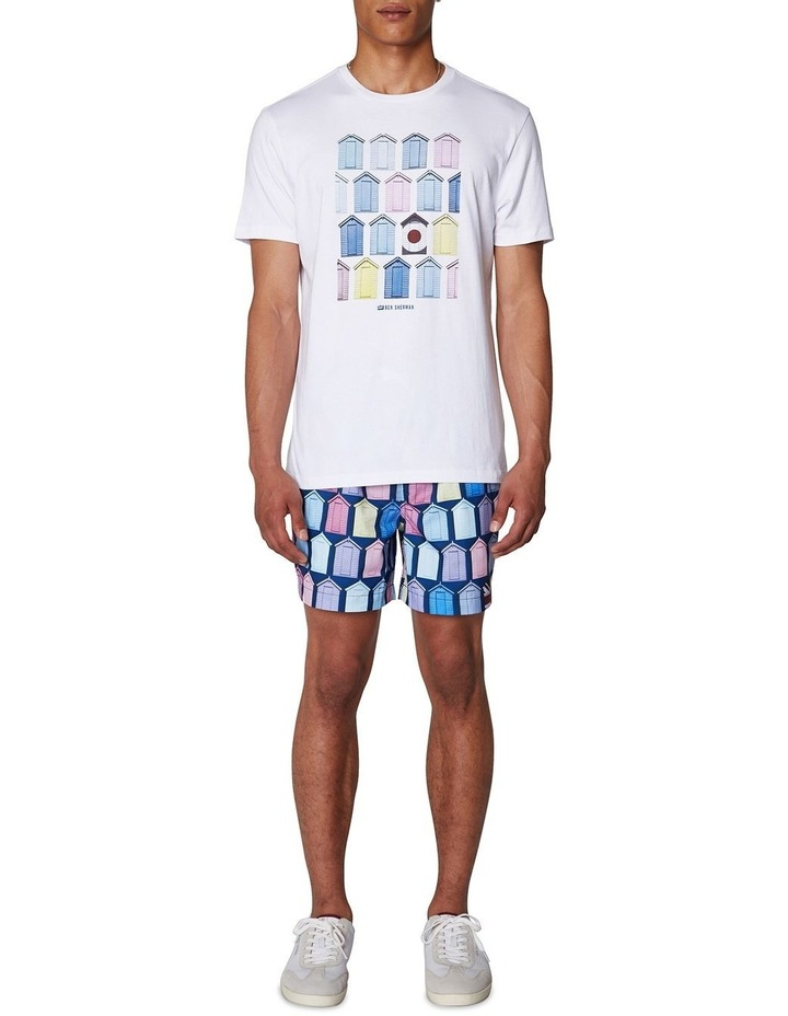 Beach Hut Tee image 5
