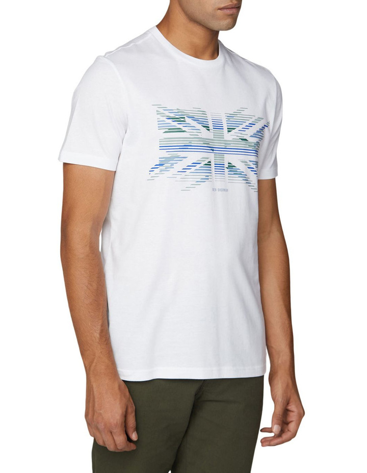 Union Stripe Tee image 1