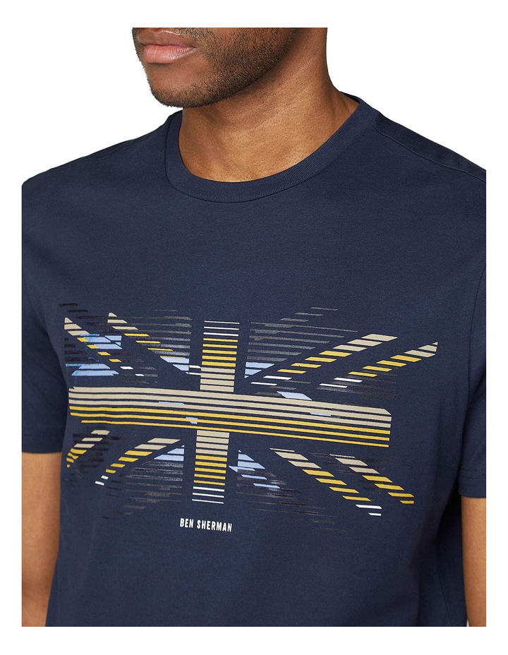 Union Stripe Tee image 3