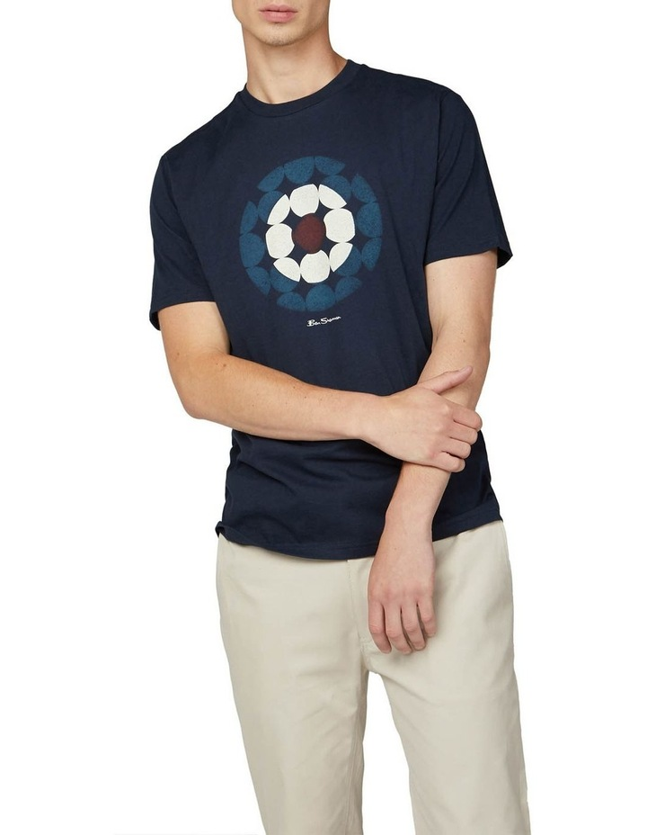 Abstract Target Tee image 1