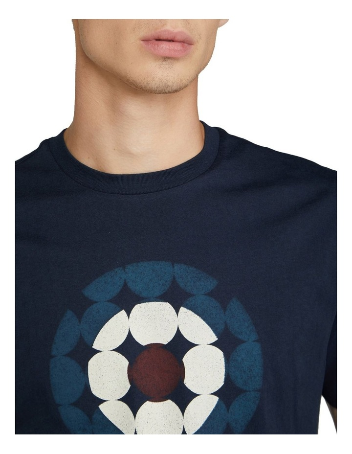 Abstract Target Tee image 3