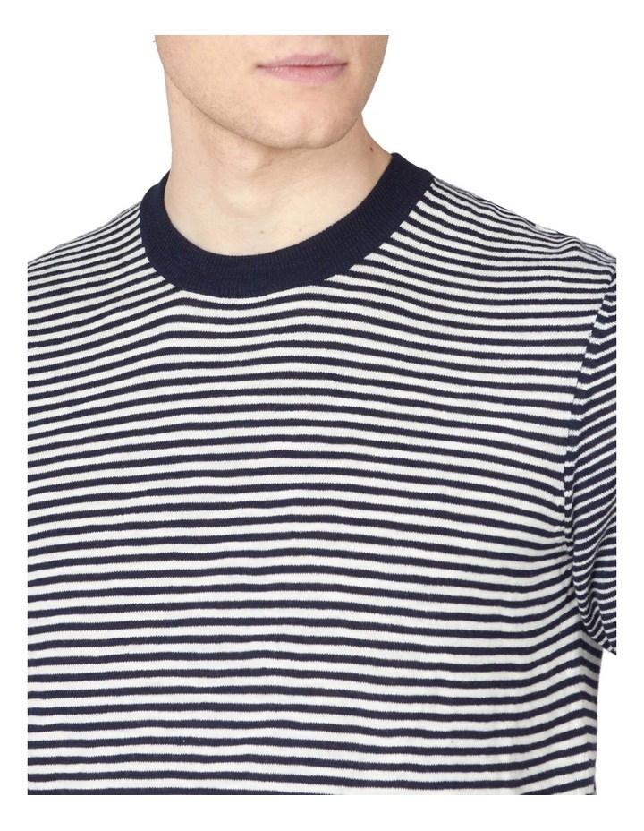Stripe Knitted Tee image 3