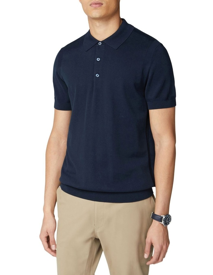 Signature Cotton Polo image 1