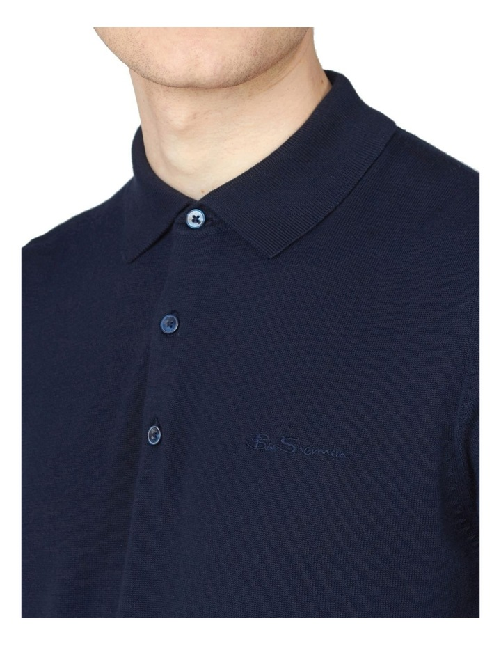 Short Sleeve Signature Knitted Polo image 1