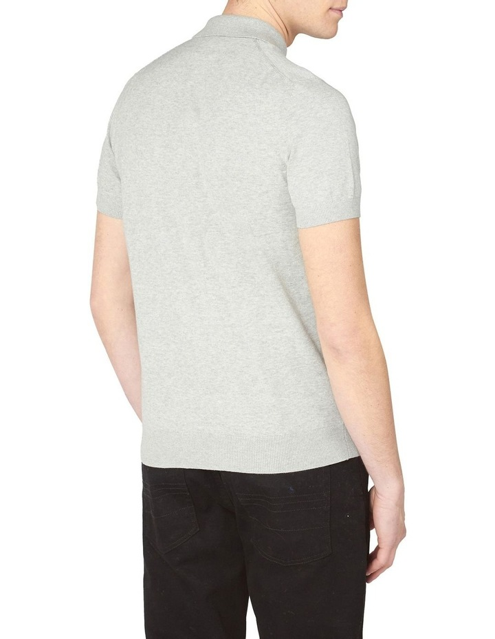 Short Sleeve Signature Knitted Polo image 2